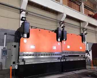 الصين 7.5kw 2500mm multi-Axis cnc هيدروليّ صحافة مكبح 100t لفولاذيّ برج/شاحنة عربة حمّالة مصنع