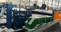 Automatic Taper Cutting Machine , 12000mm Street light pole production line