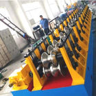 2 Waves And 3 Waves 8m / Min Guard Rail Roll Forming Machine