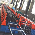 CE 476mm Guardrail Roll Forming Machine For 4mm Thickness Sheet